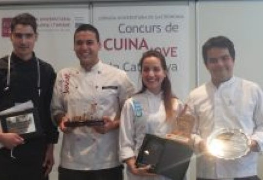 Winner of Best Young Chef of Catalonia announced