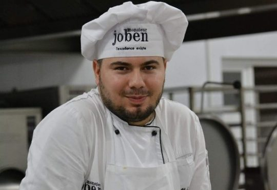 Presenting the Sibiu finalist for the European Young Chef Award 2017
