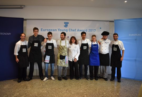 Young Chefs take the spotlight