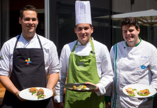 Local Young Chef rejuvenates traditional Slovenian cuisine