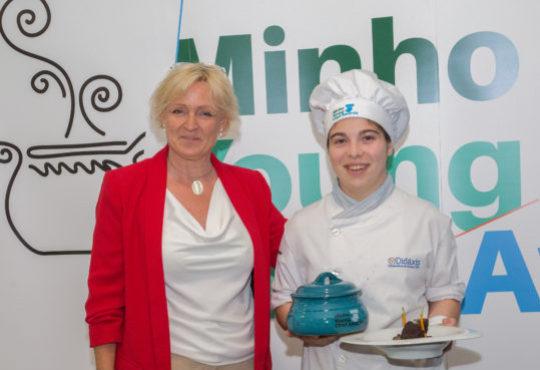 The young ambassador of Minho's gastronomy