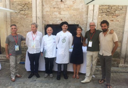 Young Chefs celebrate the Mediterranean Diet