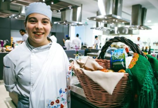 Beatriz Costa and her path to the European Young Chef Award 2018