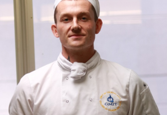 Andrew Ishmael, the Young Chef proud to represent Galway
