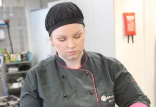 Representing Kuopio, Young Chef Suvi Mäki