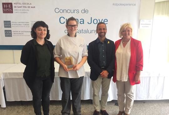 Mariona Rodà, the young ambassador of Catalonia's local products