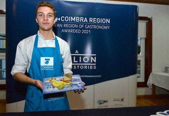 Coimbra Region announces finalist to the European Young Chef Award 2019