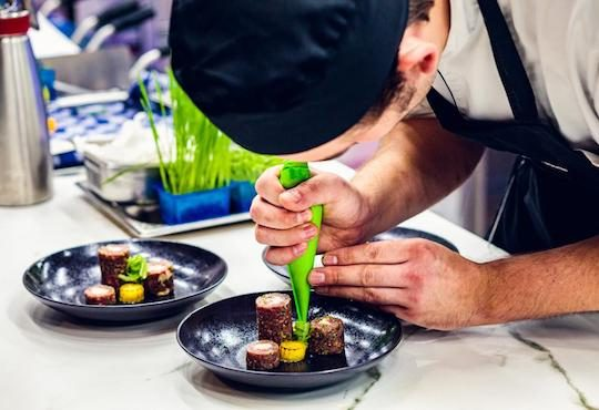 North Brabant's finalist to the European Young Chef Award 2019