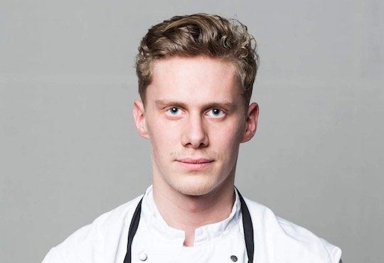 Andreas Bjerring, winner of the EYCA 2018 to be jury member of 2019 edition