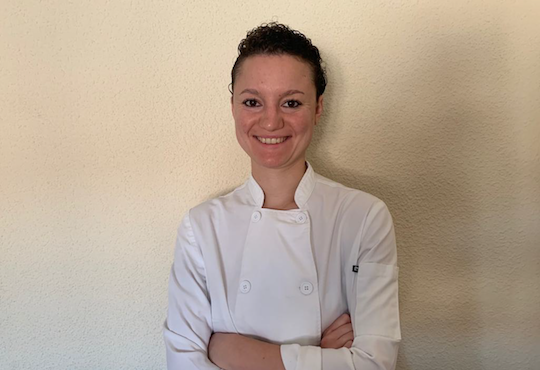 Clara Florit to show Menorca's gastronomy at the EYCA 2019