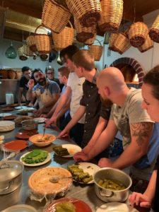 EYCA 2019_Food Tour