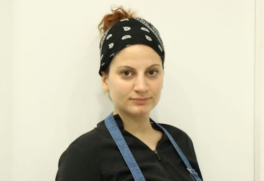 Eirini Giorgoudiou, South Aegean's young talent at the EYCA 2019