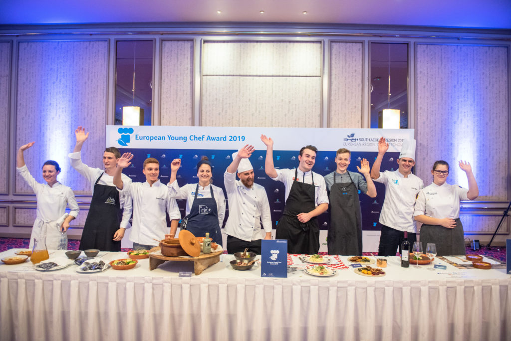 European Young Chef Award 2019_Traditional Dishes