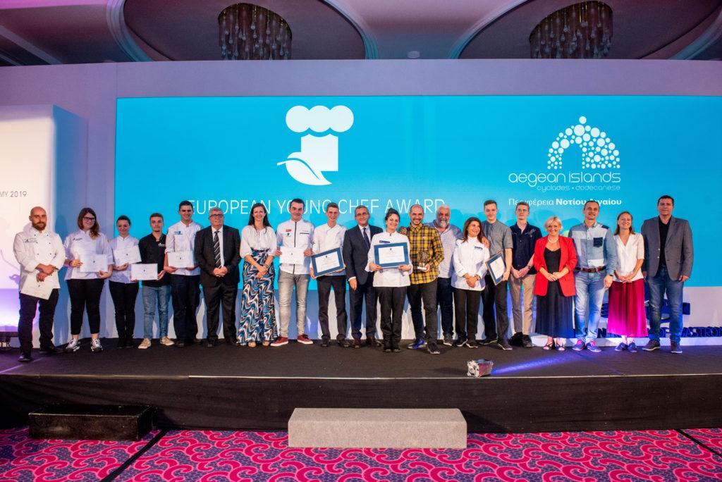 European Young Chef Award 2019