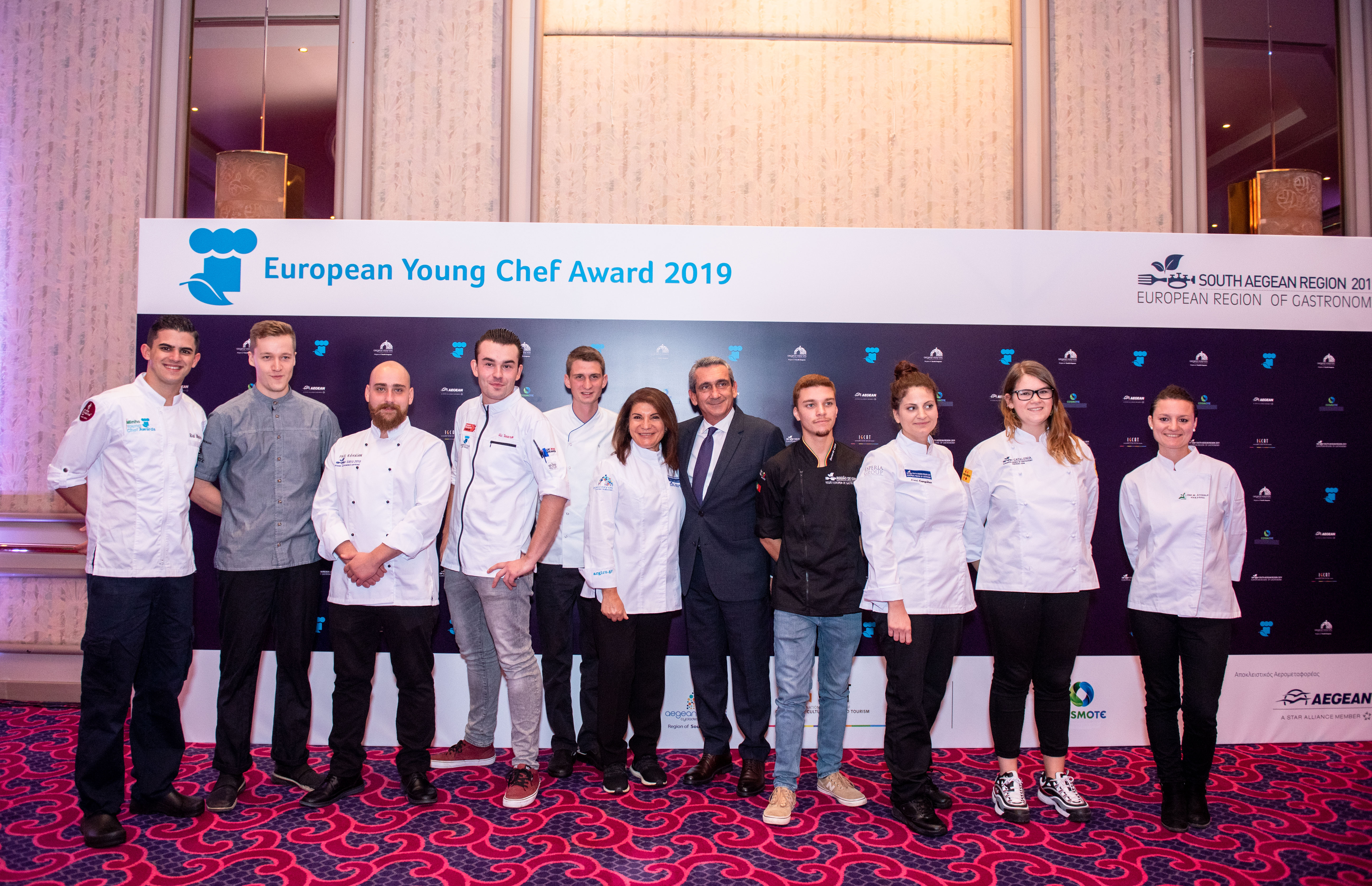 European Young Chef Award 2019